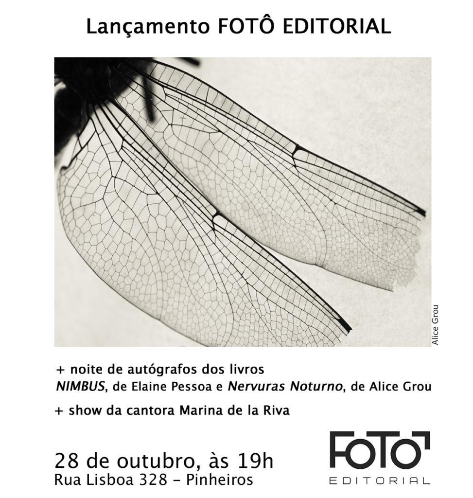 Lançamento Fotô Editorial